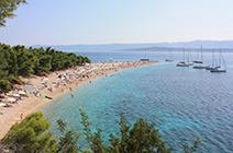 Book cheap apartments with sea view situated near sandy beaches in Croatia | Adriatic.hr