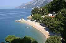 Rooms on the Makarska Riviera