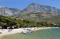 Studio flats on the Makarska Riviera